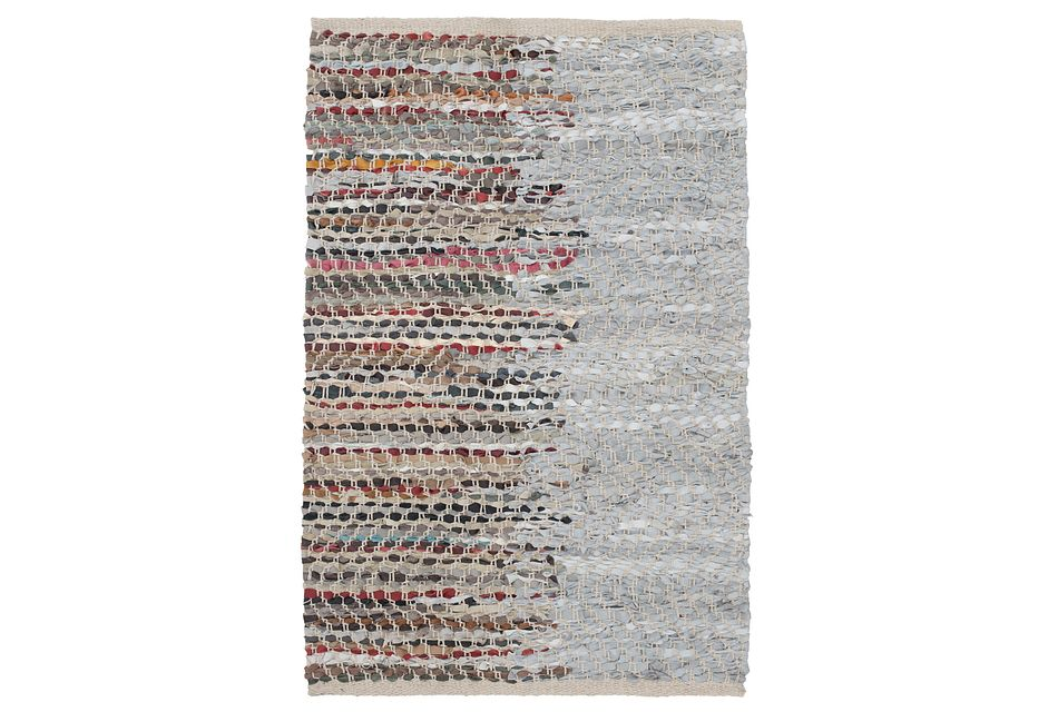 Massi Multicolored 2x3 Area Rug