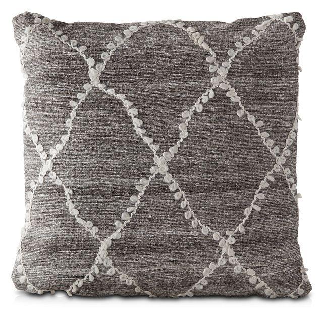 Marisa Gray Accent Pillow (0)