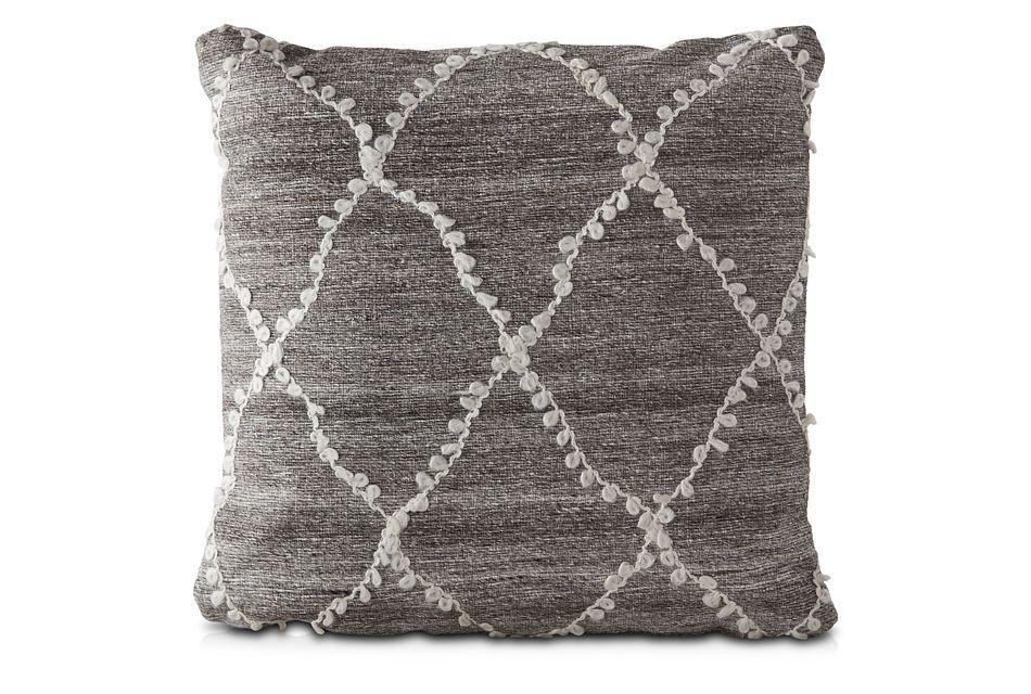 Marisa Gray Accent Pillow