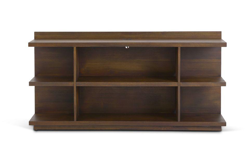 Vista Mid Tone Small Bookcase,  (1)