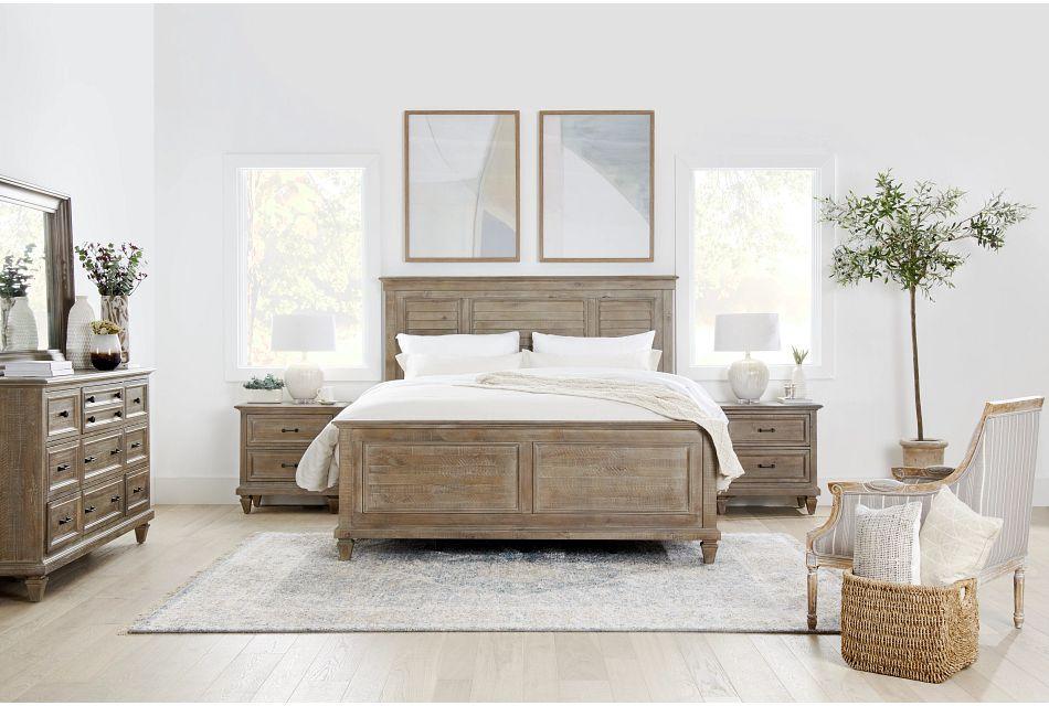 Sonoma Light Tone Dresser