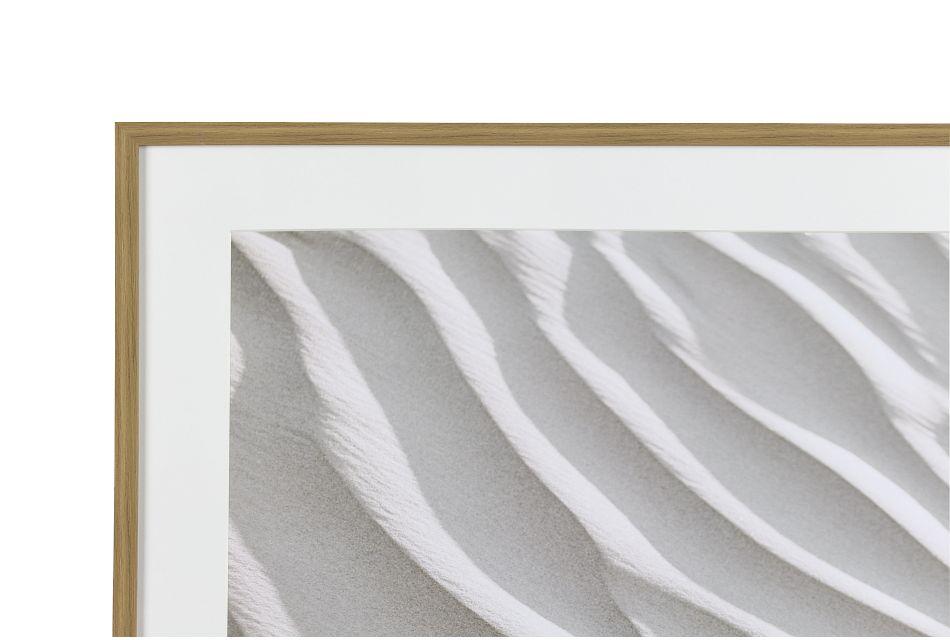 Ebony Beige Framed Wall Art,  (1)