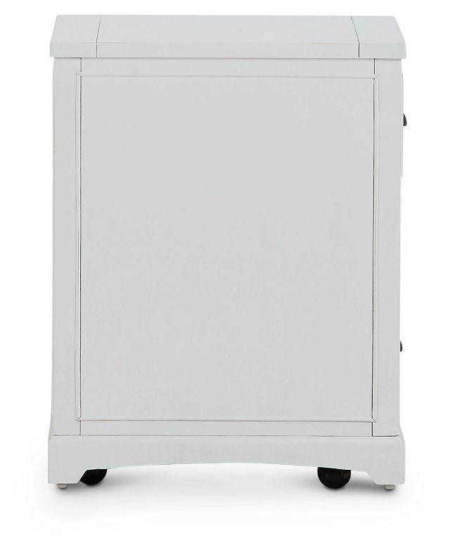 Heron Cove White File Cabinet (3)