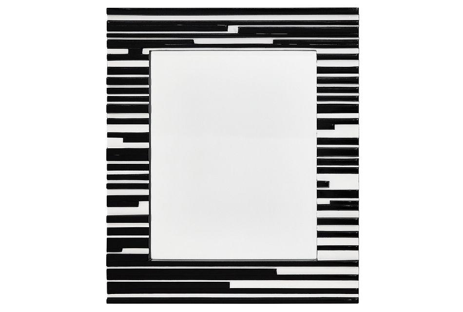 Rocco Black White Mirror