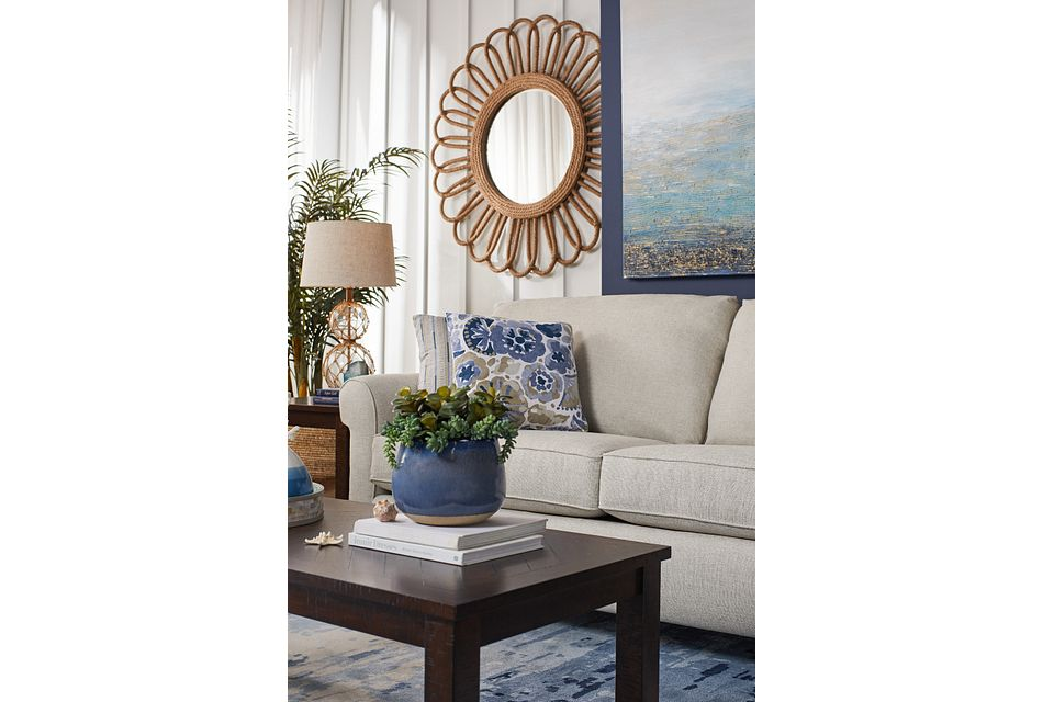 Naples Rope Jute Mirror
