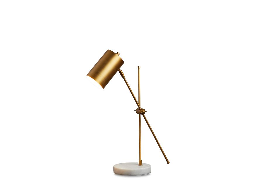 Danielle Bronze Desk Lamp