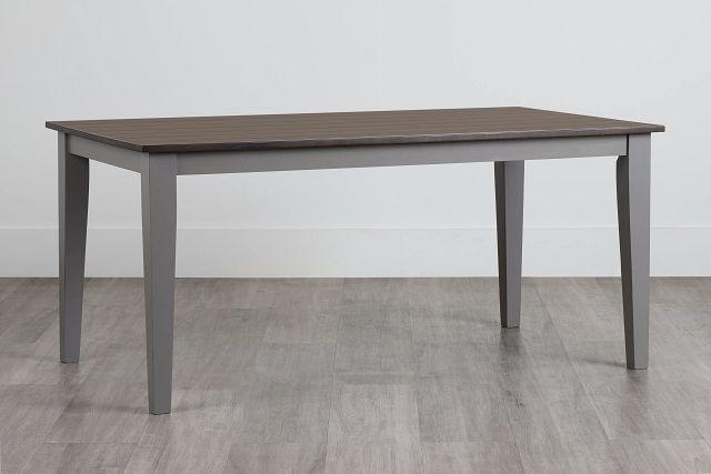 Sumter Gray Rectangular Table (0)