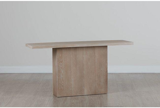 Boca Grande Light Tone Sofa Table