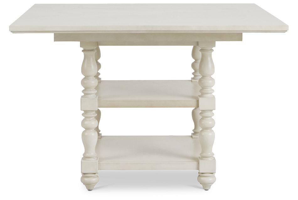 Savannah Ivory High Dining Table,  (1)