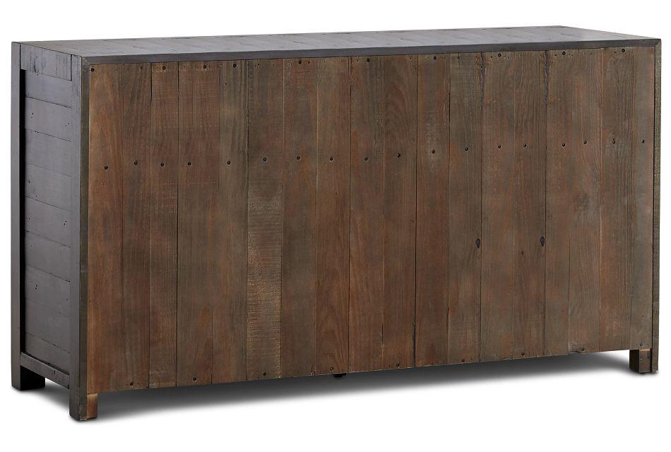 Seattle Dark Tone Wood Dresser