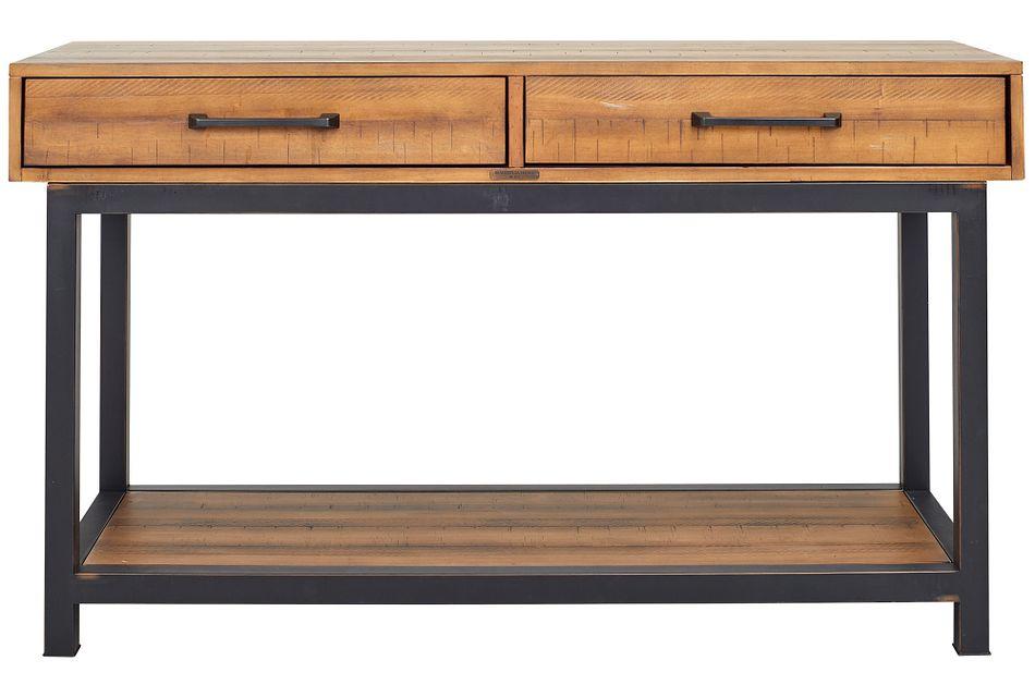 Pier & Beam Light Tone  Sofa Table