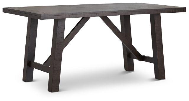Cash Gray Rectangular Table (2)