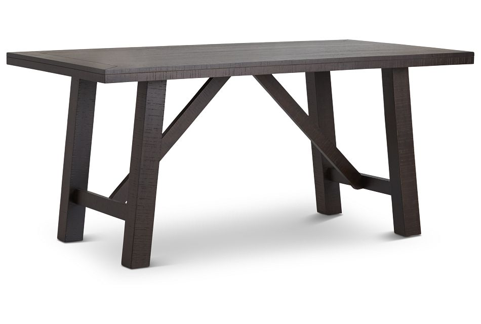 Cash Gray Rectangular Table