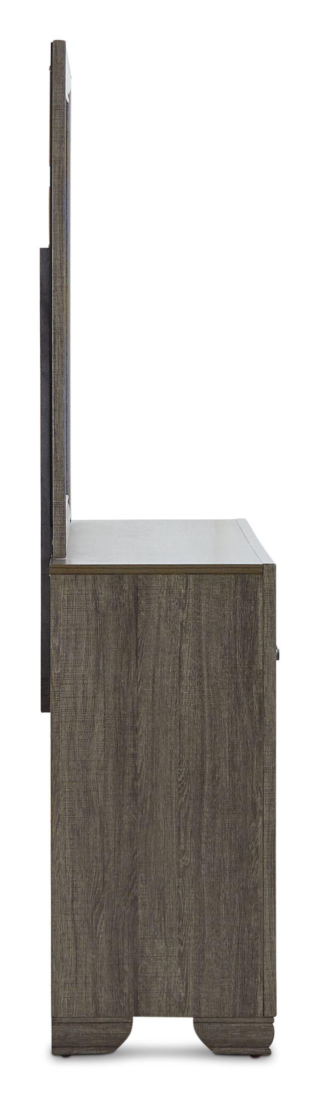 Colson Light Tone Dresser & Mirror (3)