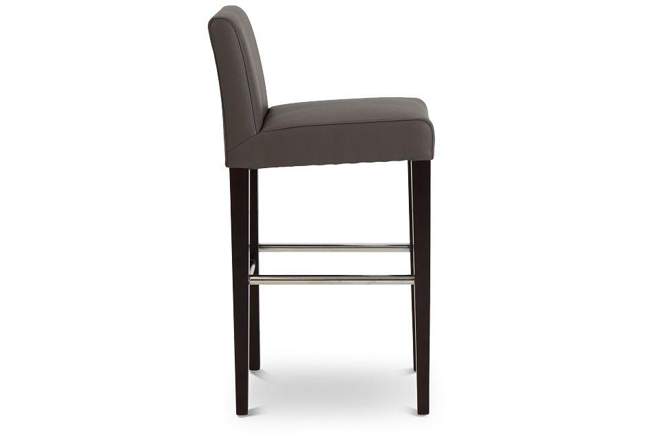 """Cane Graymicro 30"""" Upholstered Barstool,  (2)"""