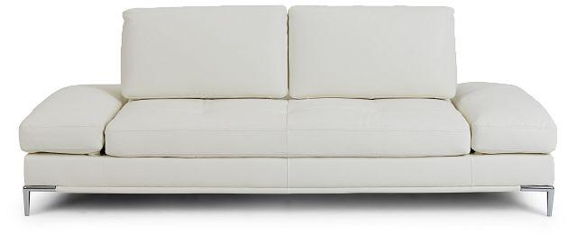 Camden White Micro Sofa (1)