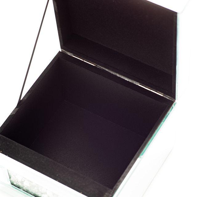 Paris Silver Small Box
