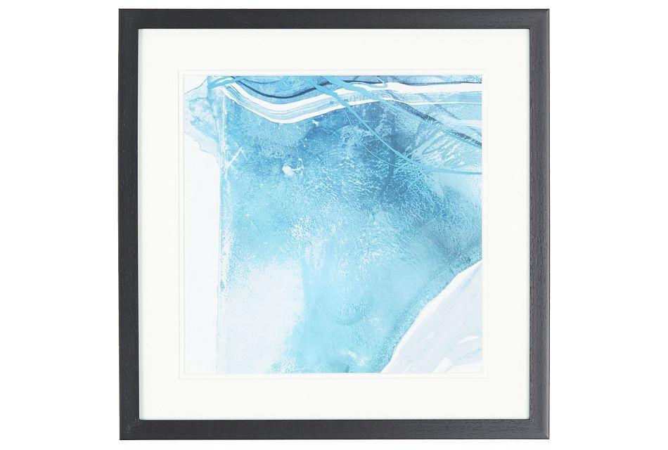 Cobalt Blue Framed Wall Art