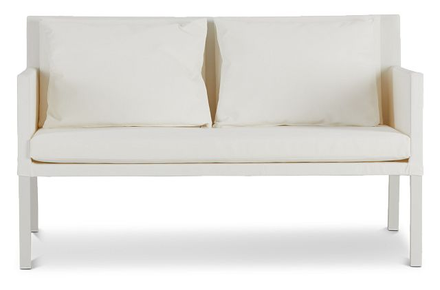 Lisbon White Sofa (3)