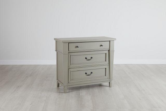 Stoney Gray Drawer Chest (2)