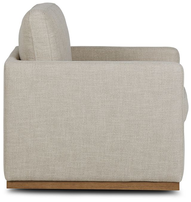 Richie Pewter Micro Swivel Chair (1)