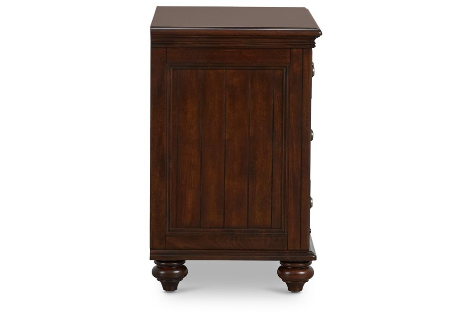 Savannah Dark Tone 3-drawer Nightstand