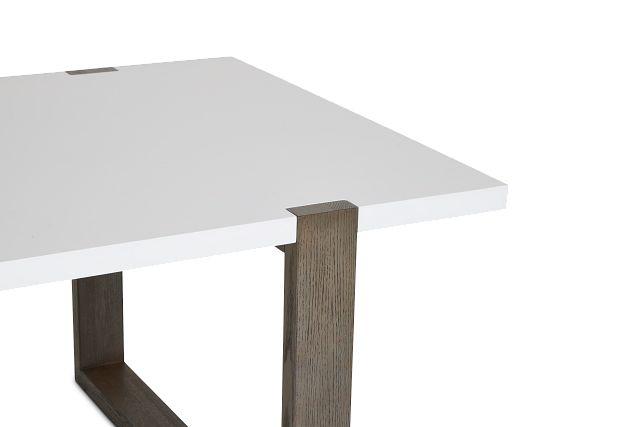Hadleigh Two-tone Rectangular Table