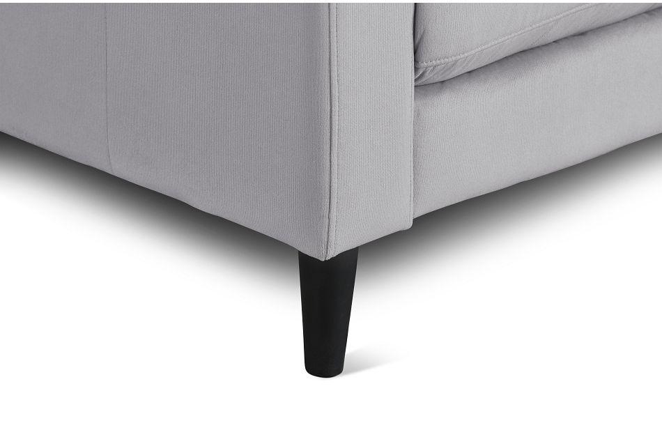 Shae Light Gray Micro Chair