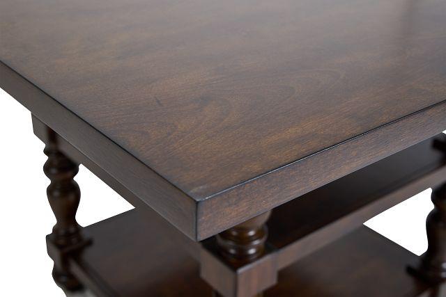 Savannah Dark Tone High Dining Table (0)