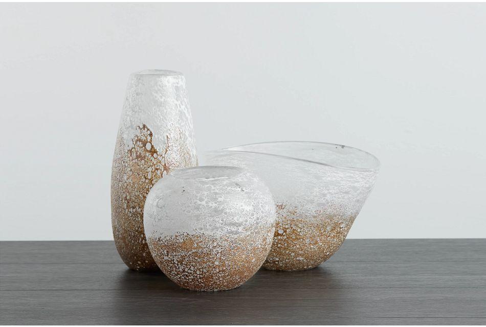 Ari Beige Vase