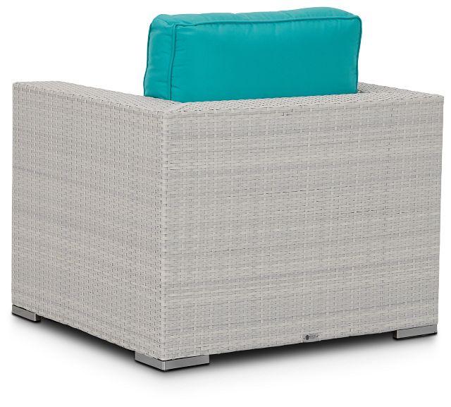 Biscayne Dark Teal Chair (3)