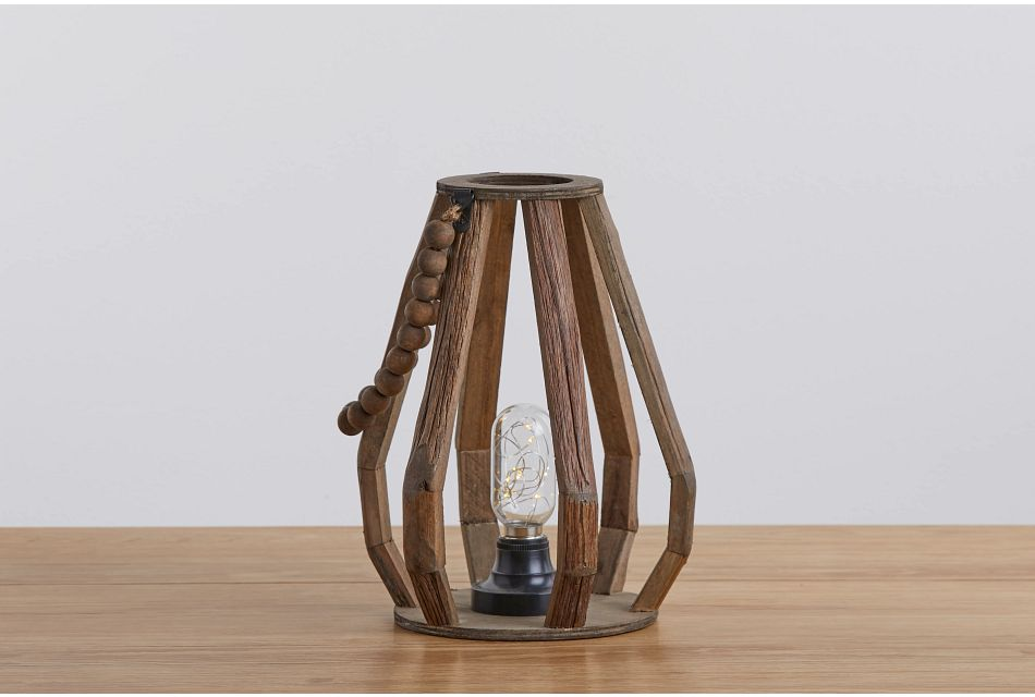 Charli Light Tone Small Lantern