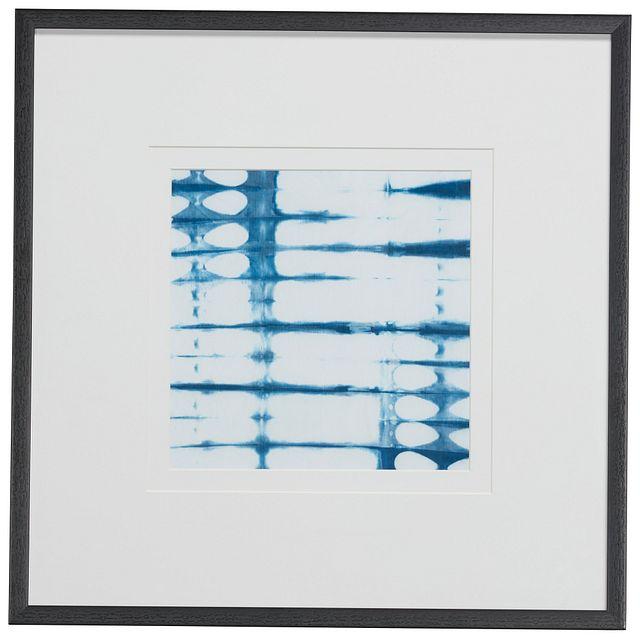 Groove Blue Framed Wall Art (0)