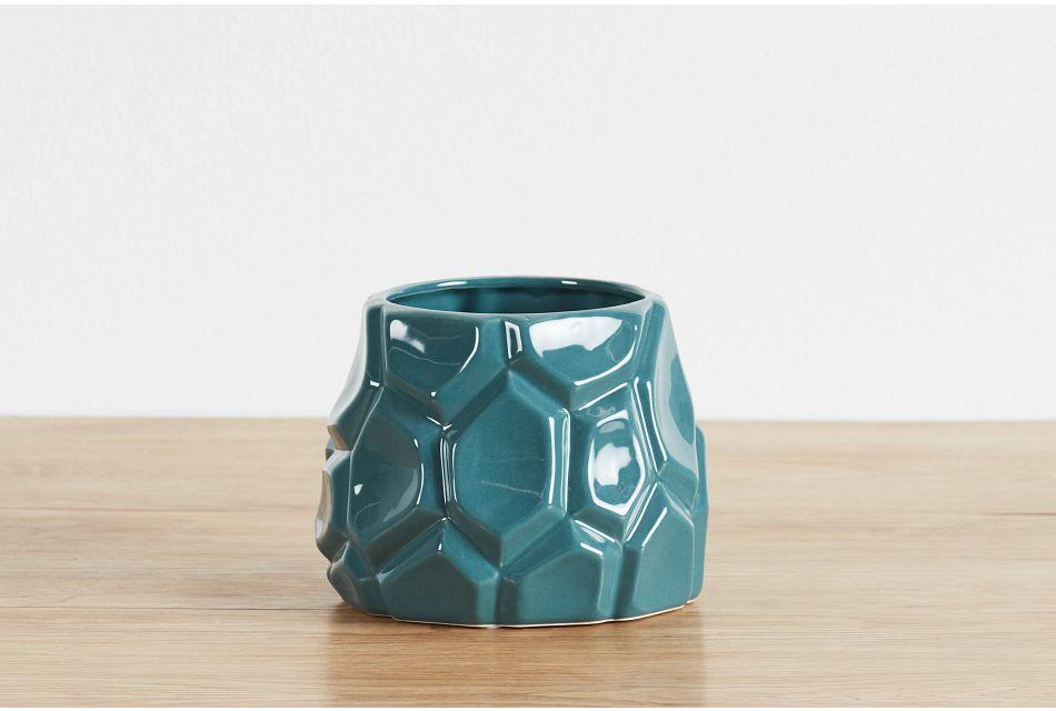Madonna Small Green Vase