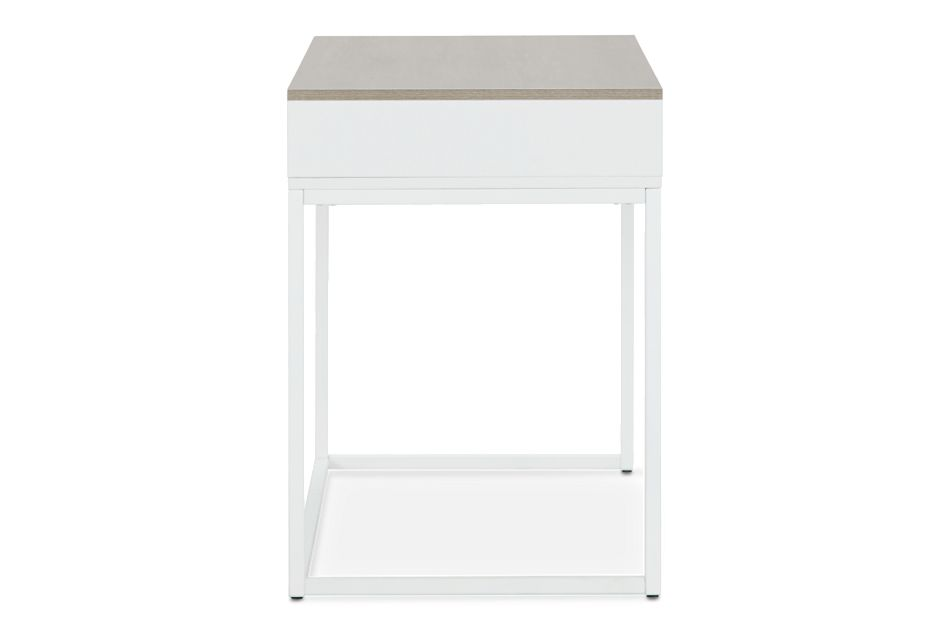 Delray Two-Tone Writing Desk, %%bed_Size%% (3)
