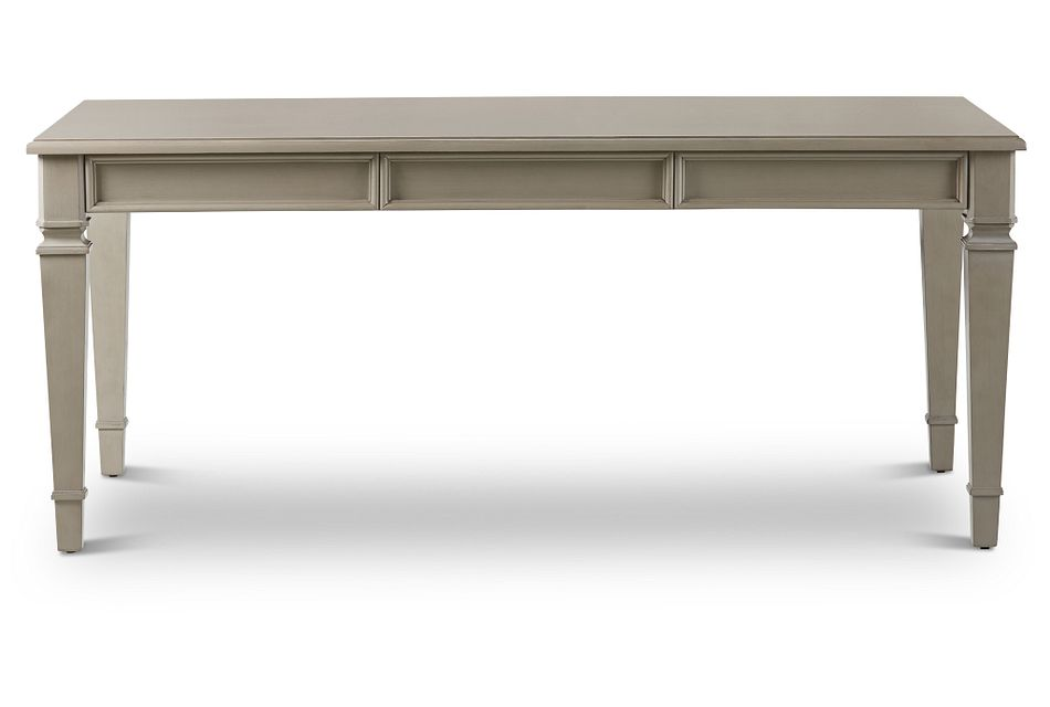 Marina Gray Rectangular Table