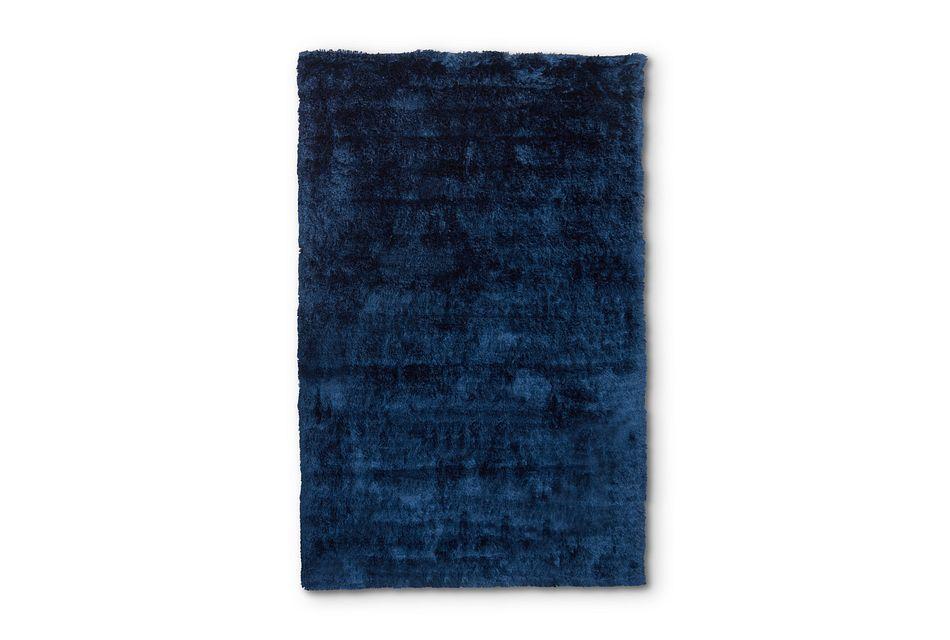 Allure Blue 5x8 Area Rug