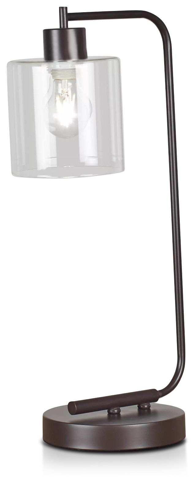 Maxwell Black Metal Table Lamp (1)