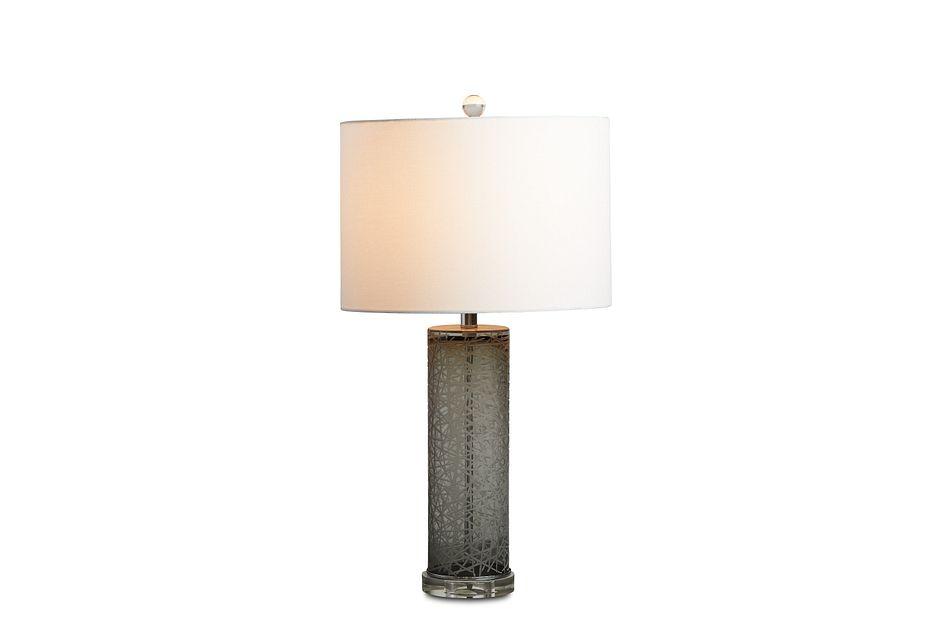 Danbury Black Table Lamp