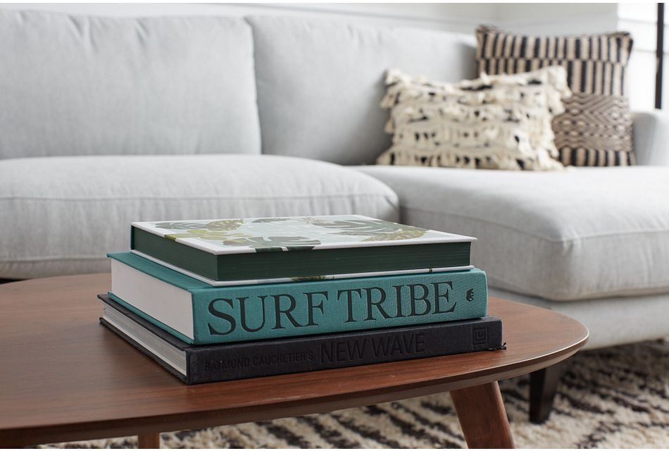 Simplicity Mid Tone Coffee Table