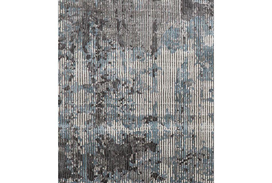 Arona Blue 8x11 Area Rug
