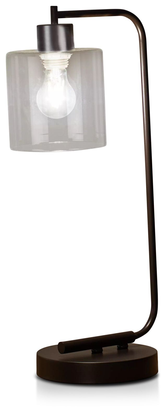 Maxwell Black Metal Table Lamp (2)