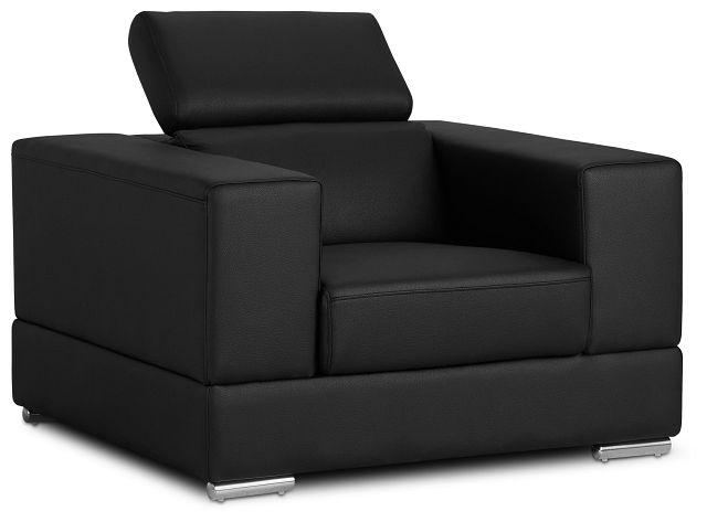 Maxwell Black Micro Chair (3)