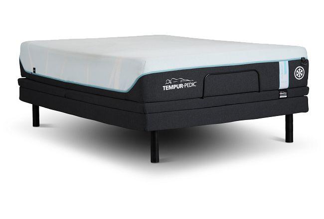 Tempur-probreeze™ Medium Hybrid Ergo Extnd Sleeptracker Adjustable Mattress Set