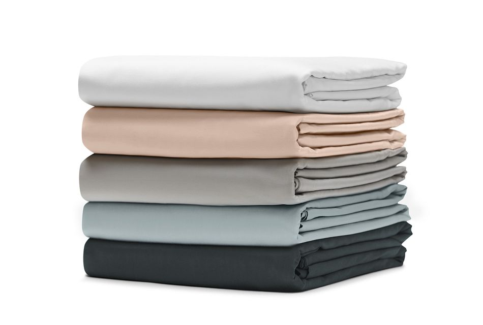 Organic Cotton Dark Blue  300 Thread Sheet Set