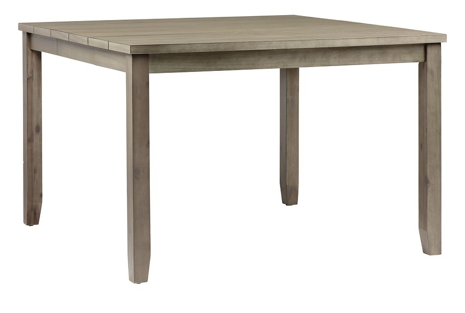 Sienna Gray High Dining Table