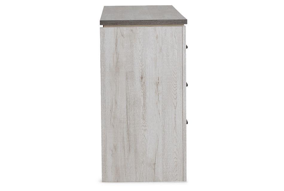 Blueridge Two-Tone Dresser,  (3)