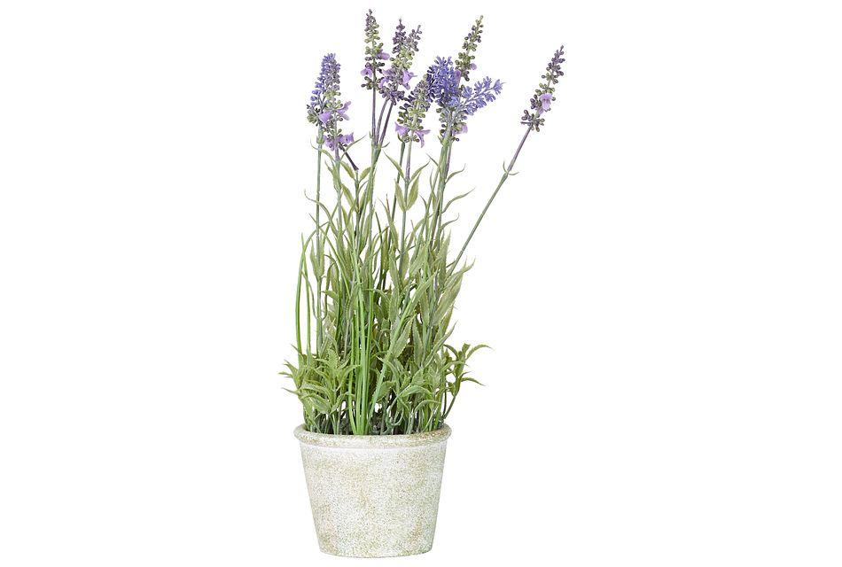 "Lavender 16"" Greenery"