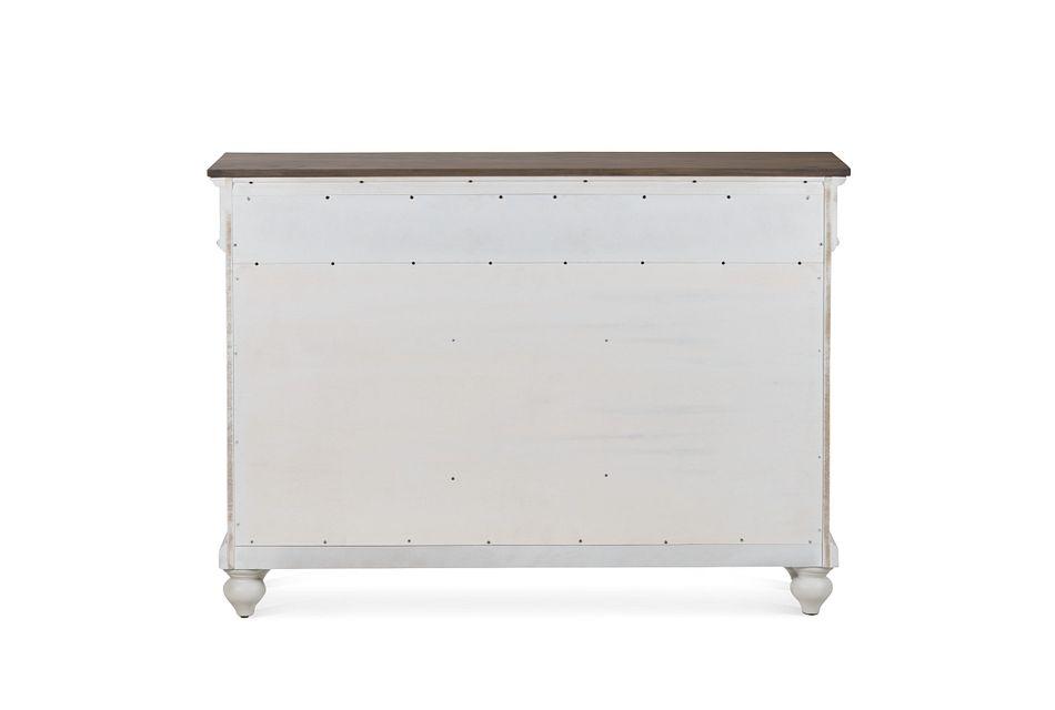 Grand Bay Two-tone Wood Sideboard