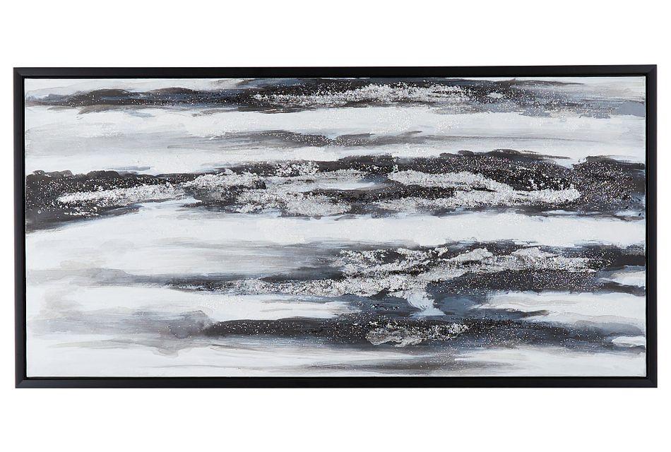 Ivanna Black Framed Wall Art